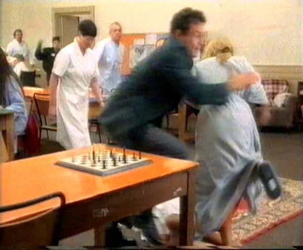 Patsy Kensit chess schach John Hough Bad Karma