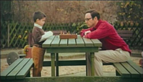 Kevin Spacey chess schach Kevin Spacey Beyond The Sea