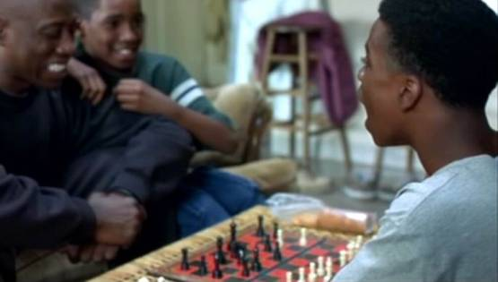 chess schach Gina Prince Bythewood Disappearing Acts