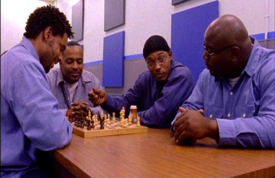 Sticky Fingaz chess schach Preston A. Whitmore II Doing Hard Time