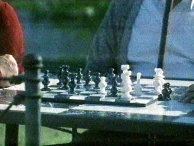 chess schach William R. Greenblatt Dying on the Edge