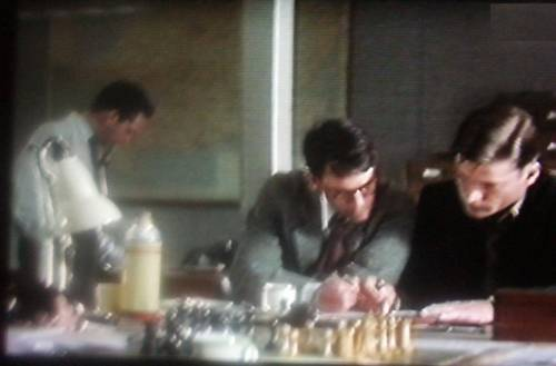 Dougray Scott chess schach Michael Apted Enigma