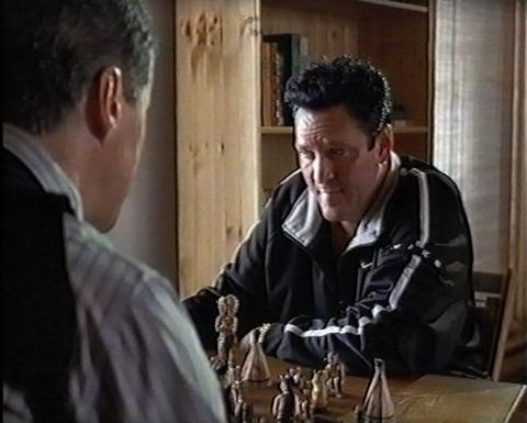 Michael Madsen Karl Pruner chess schach Daniel Baldwin Fall: The Prize of Silence