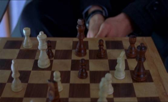 Ryan Reynolds David Suchet chess schach William Phillips Foolproof