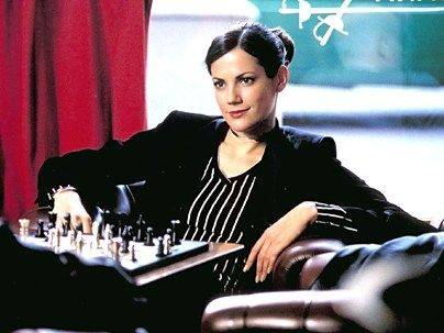 Bettina Zimmermann chess schach Thomas Roth Geliebte Diebin