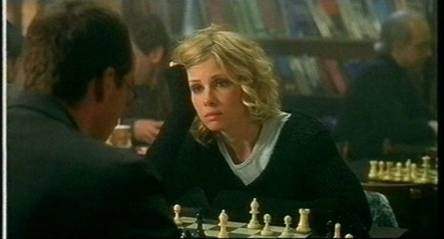 Monica Potter John Hannah chess schach Jon Sherman I'm with Lucy
