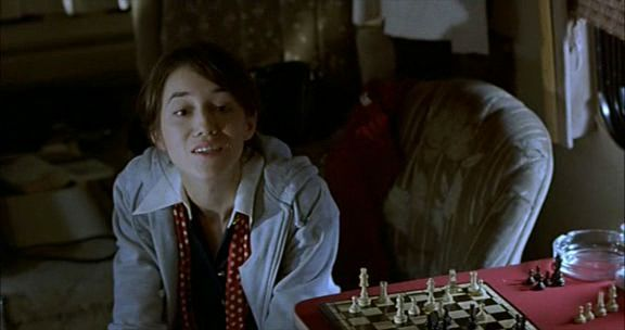 Charlotte Gainsbourg Terence Stamp Yvan Attal chess schach Yvan Attal Ma Femme est une Actrice