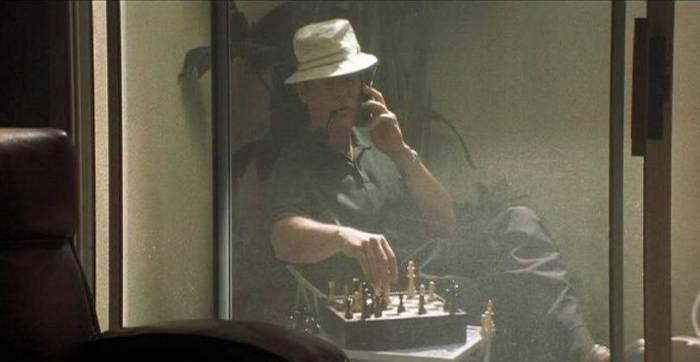 Nicolas Cage chess schach Ridley Scott Matchstick Men