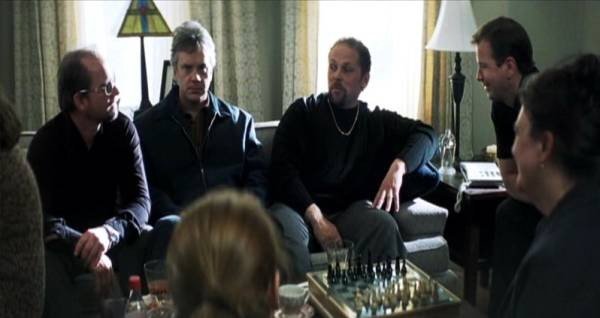 Tim Robbins chess schach Clint Eastwood Mystic River