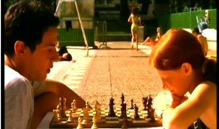 Dustin Demri-Burns Sylvia Ajelli Alice Manfredini chess schach Manuelle Mancini Nightswimming