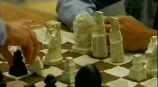 chess schach Karl Francis One of the Hollywood Ten