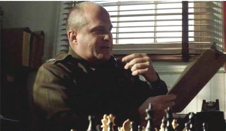 Tom Sizemore chess schach Michael Bay Pearl Harbor
