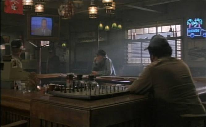 Diane Lane chess schach Wolfgang Petersen Perfect Storm, The