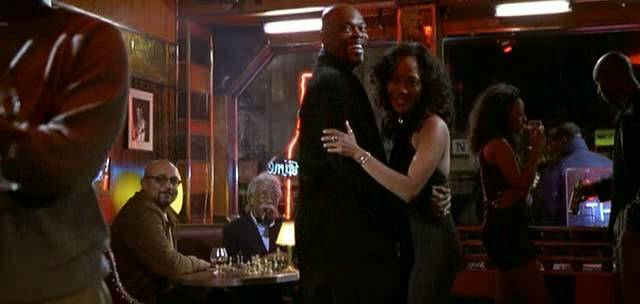 Samuel L. Jackson chess schach John Singleton Shaft