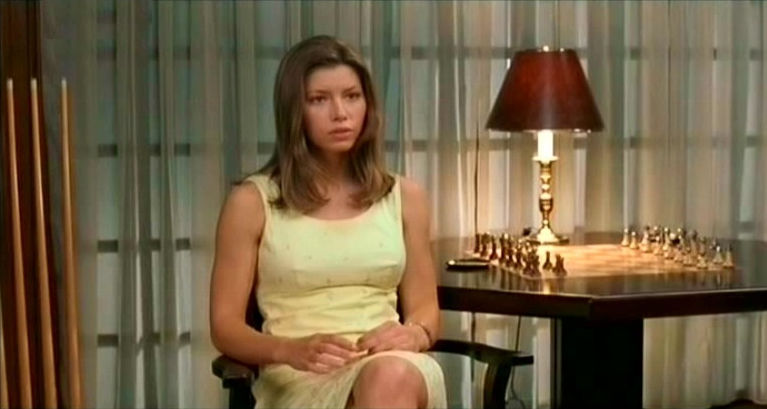 Jessica Biel chess schach Michael Tollin Summer Catch
