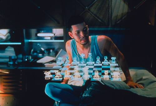 Wilson Cruz chess schach Walter Hill Supernova