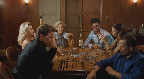 Bruce Greenwood Michael Beattie Madonna Jeanne Tripplehorn chess schach Guy Richie Swept Away