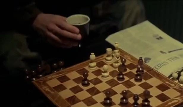 chess schach Dolph Lundgren Defender, The