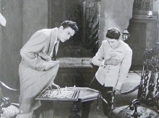 Ian Keith Arthur Edmund Carewe chess schach George Melford Man's Past, A