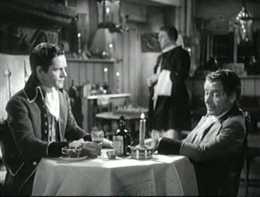 Ronald Colman chess schach Jack Conway Tale of two Cities, A
