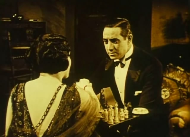 Gloria Swanson chess schach Cecil B. DeMille Affairs of Anatol, The