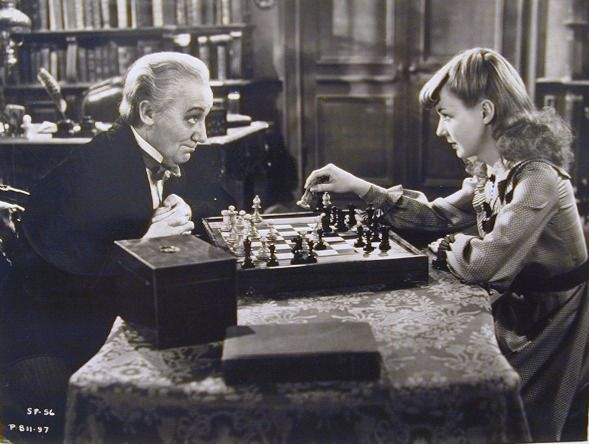 Anne Shirley O.P. Heggie chess schach George Nichols Jr. Chasing Yesterday