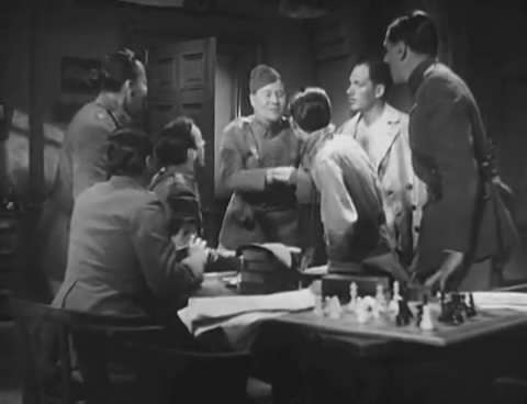 Jack Oakie chess schach Stuart Walker Eagle and the Hawk, The