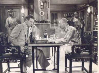 Leslie Fenton Charles Bickford chess schach George Melford East of Java