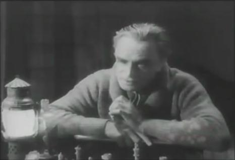 Conrad Veidt chess schach Karl Hartl F.P.1 doesn't answer