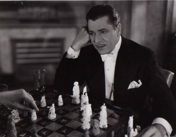 Warner Baxter chess schach Walter Lang I'll give a Million