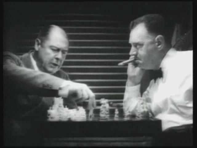 chess schach Henry King Marie Galante