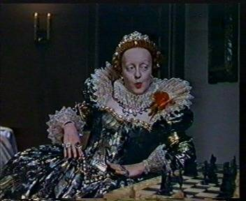 Bette Davis Olivia DeHavilland chess schach Michael Curtiz Private Lives of Elizabeth and Essex, The