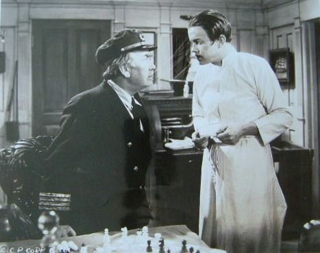Roger Imhof Paul Guilfoyle chess schach Albert S. Rogell Roaming Lady, The