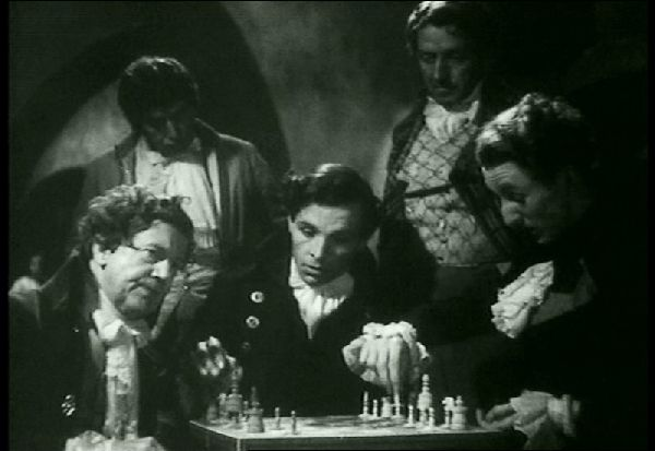 Leslie Howard chess schach Harold Young Scarlet Pimpernel, The