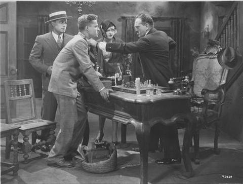 Robert Armstrong Louis Wolheim chess schach Edward H. Griffith Shady Lady, The