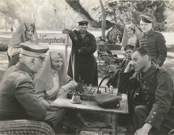 Herbert Marshall chess schach Robert Florey Till We Meet Again