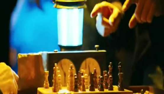chess schach Renny Harlin 12 Rounds