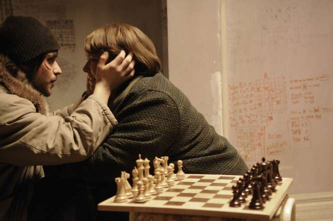 Marc-André Grondin Normand D'Amour chess schach Eric Tessier 5150 Rue des Ormes