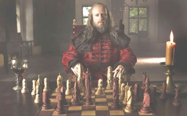 Karel Roden chess schach Juraj Jakubisko Bathory