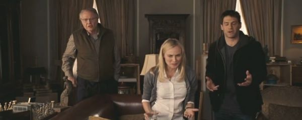 Diane Kruger Nicolas Cage John Voight Justin Bartha chess schach Jon Turteltaub National Treasure : Book of Secrets
