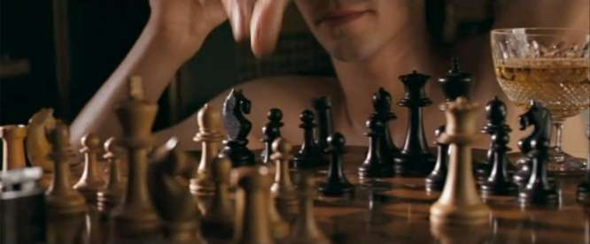 Emma Thomson Patrick Malahide Matthew Goode Ben Whishaw chess schach Julian Jarrold Brideshead revisited