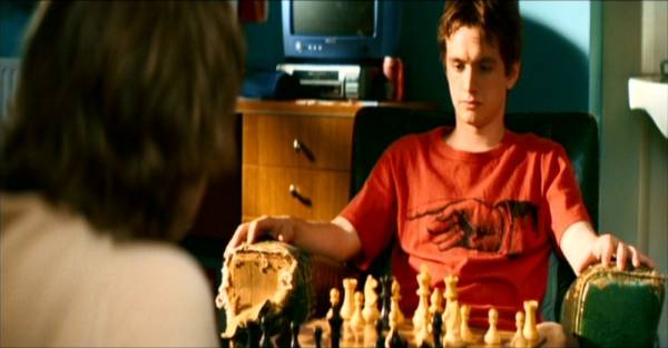 Sean Biggerstaff chess schach Sean Ellis Cashback