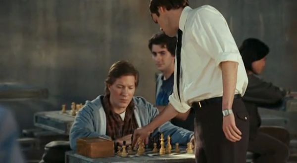 Christopher Denham Tom Hanks Philip Seymor Hofman Gabriel Tigerman chess schach Mike Nichols Charlie Wilson's War