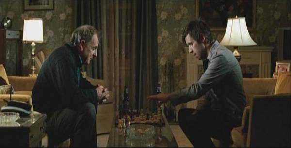 Paddy Considine chess schach Jamie Thraves Cry of the Owl