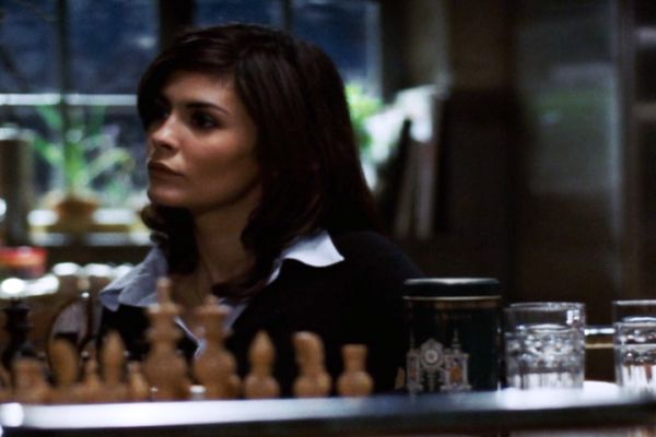 Audrey Tautou Tom Hanks Ian McKellen chess schach Ron Howard Da Vinci Code, The