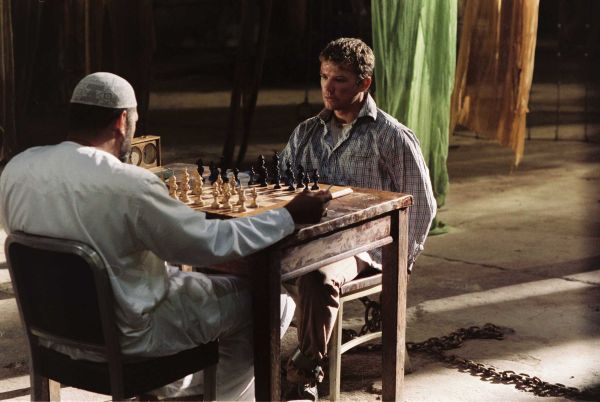 Ryan Phillippe chess schach Laurence Malkin Five Fingers