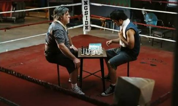 Bruce McGill Kuno Becker chess schach Jimmy Nickerson From Mexico with Love