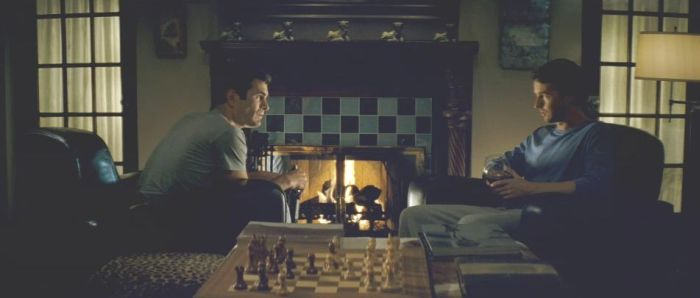 Edward Norton chess schach Louis Leterrier Incredible Hulk, The