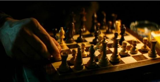 Sean Penn chess schach Sydney Pollack Interpreter, The
