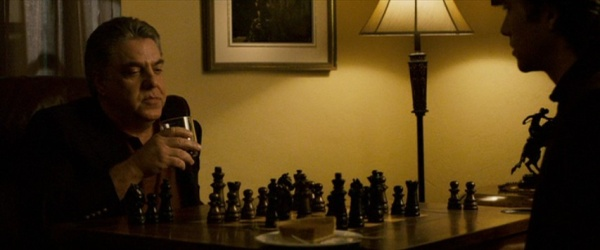 Bruce McGill Joseph Gordon-Levitt chess schach Scott Frank Lookout, The